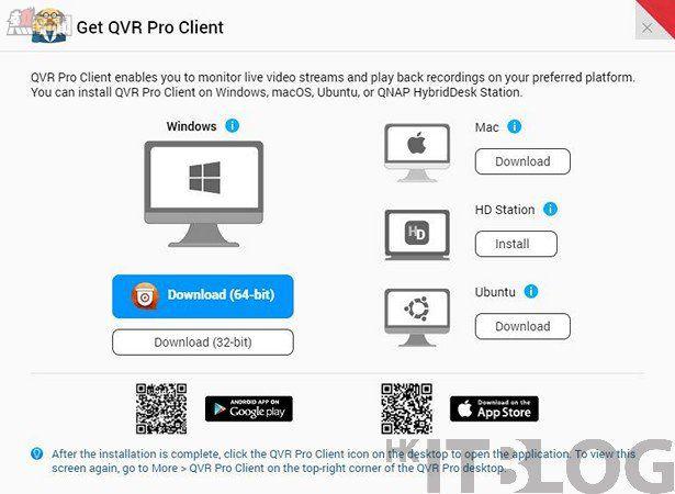 QNAP QVR Pro 免費8 個IP Cam 頻道!PTZ 及魚眼鏡通通支援