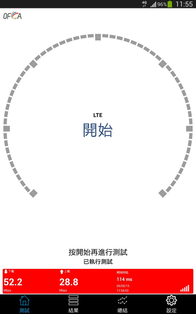 高登56 centralfield 2600MHz ofca速度 (2).png